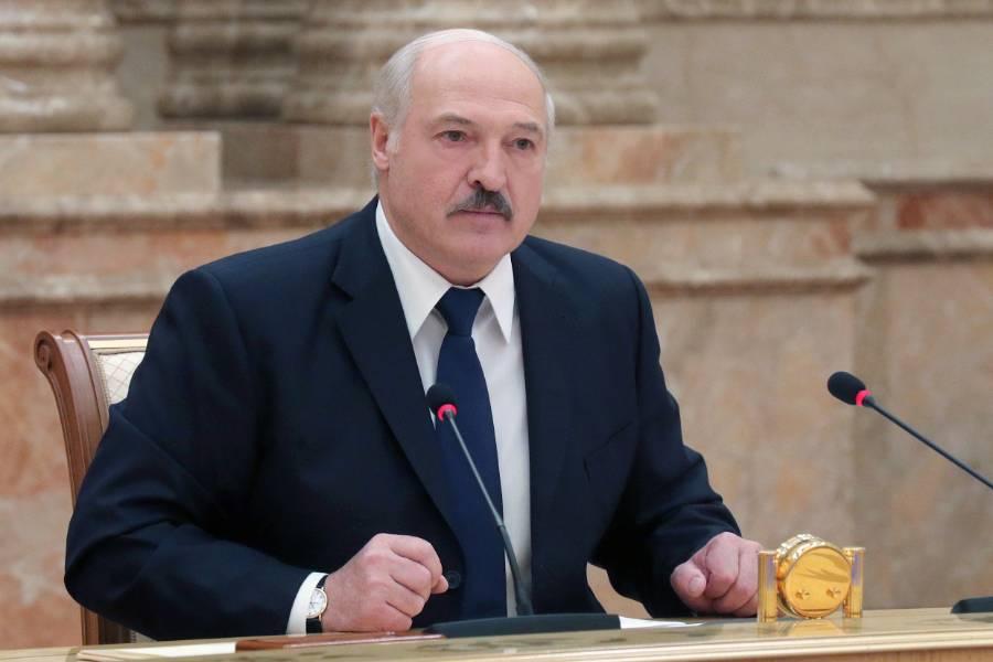 <p>Александр Лукашенко. Фото © ТАСС / Николай Петров</p>