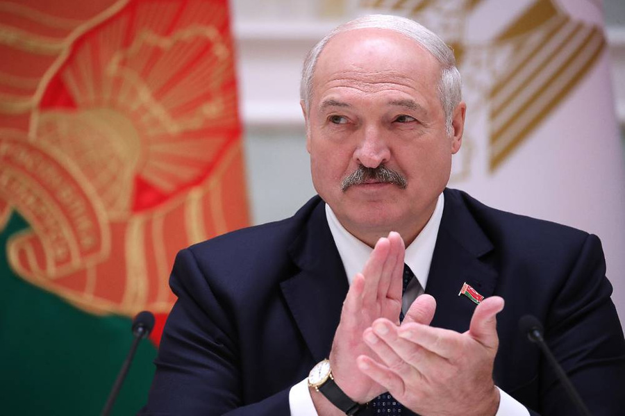 <p>Александр Лукашенко. Фото © ТАСС / Наталия Федосенко</p>