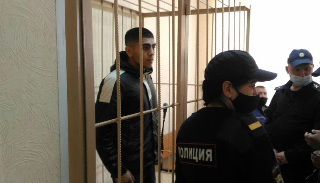Руслан Курбанов. Фото © Пресс-служба Центрального районного суда