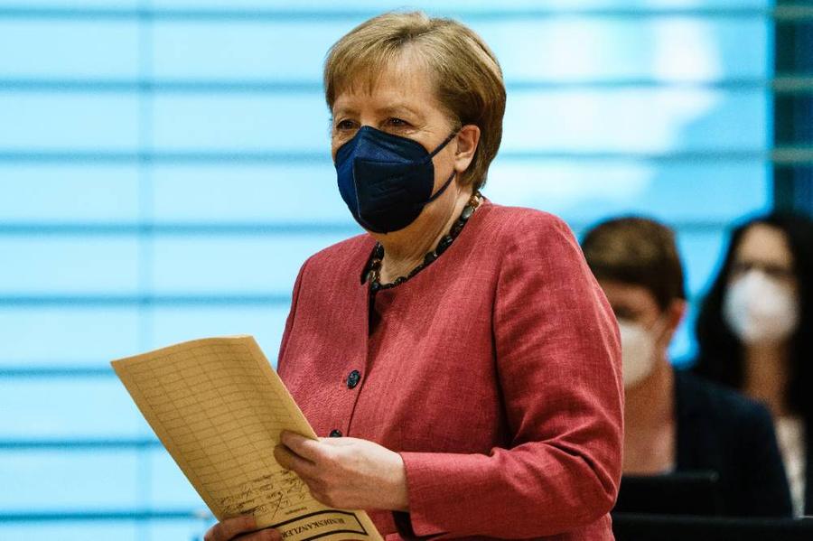 <p>Ангела Меркель. Фото © ТАСС / ЕРА</p>