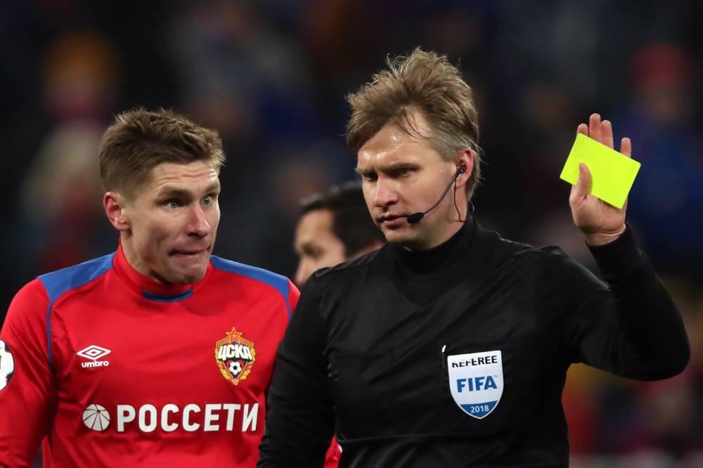 Отстранённый на 10 лет российский арбитр Лапочкин намерен обжаловать решение УЕФА