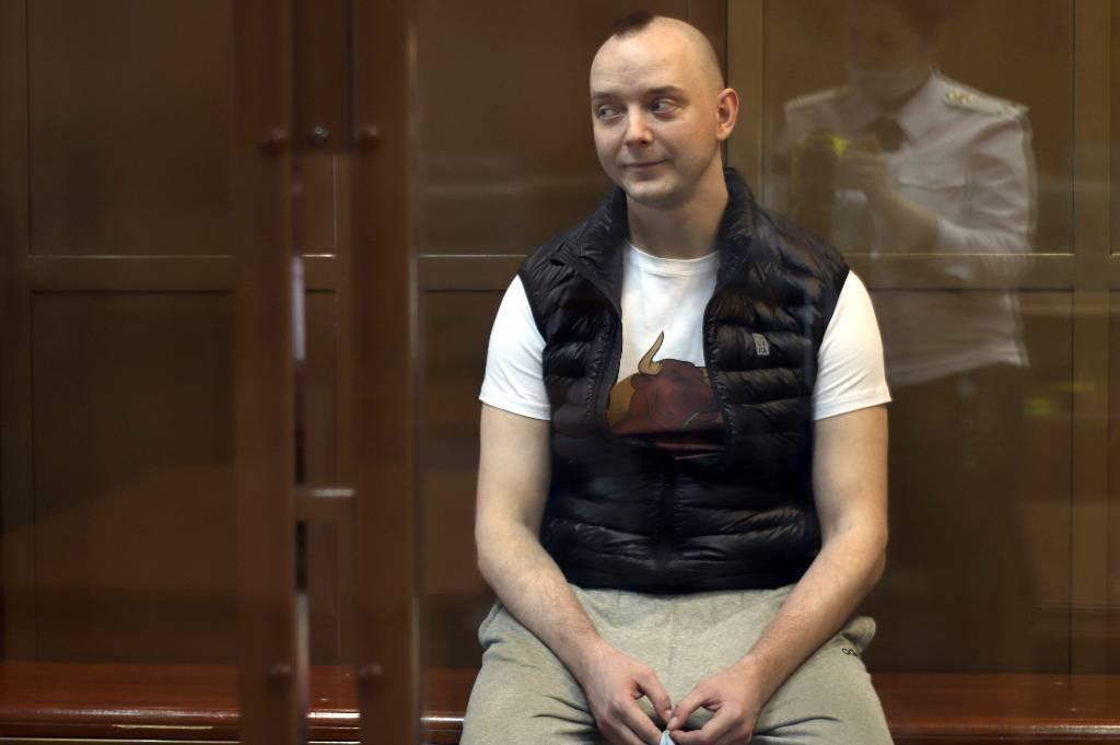 Обвиняемый в госизмене советник главы Роскосмоса Сафронов не пойдёт на сделку со следствием