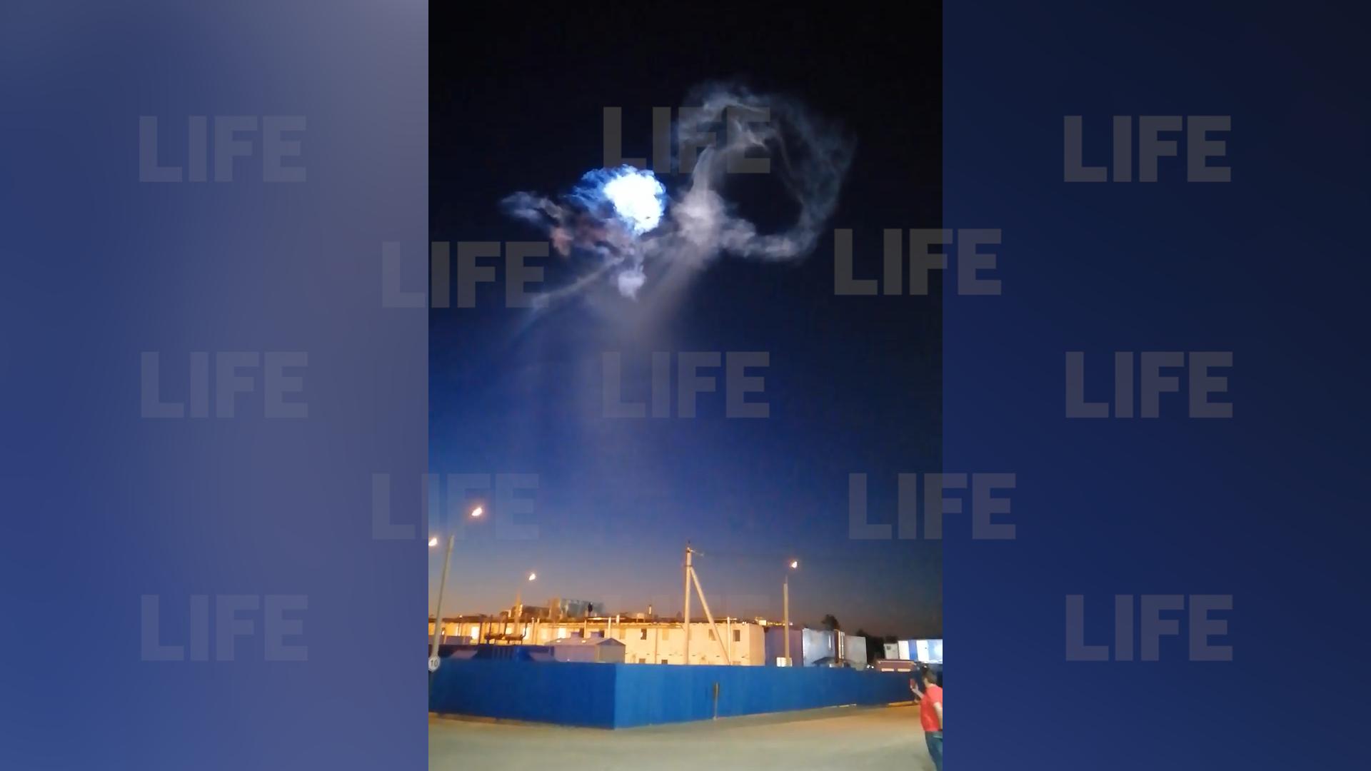 1373656145415.5818 Пугающая красота: Жители Амурской области стали свидетелями необычного явления в небе