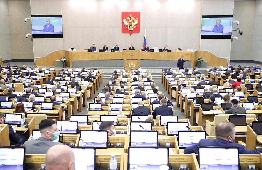 <p>Фото © Пресс-служба Госдумы РФ</p>