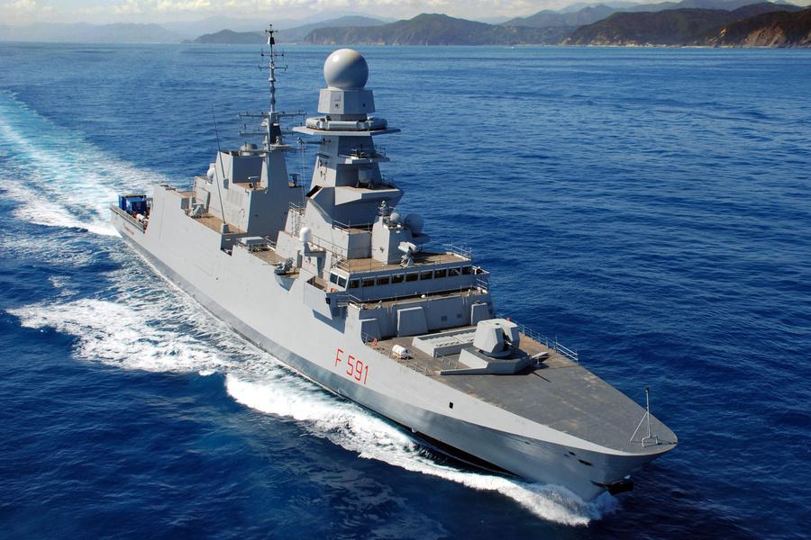 "<p>Фото © <a href=""https://www.marina.difesa.it/Pagine/default.aspx"" target=""_blank"" rel=""noopener noreferrer"">Ministero della Difesa</a></p>"