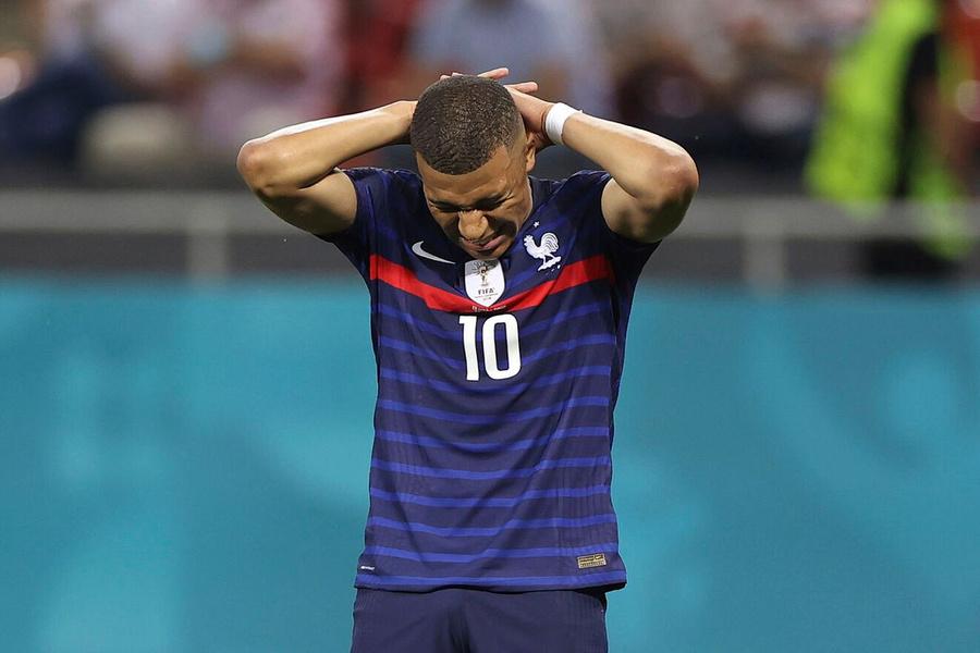 <p>Килиан Мбаппе. Фото © Федерация футбола Франции</p>