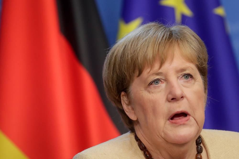 Меркель заявила о недостаточном прогрессе в урегулировании конфликта на востоке Украины