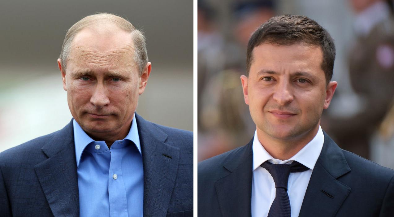 В Кремле не ведут подготовку встречи Путина с Зеленским