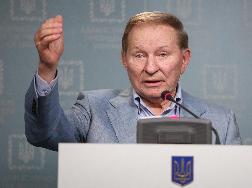 1383816672349.9172 Кучма рассказал, как украинцев обманом призывали к независимости в 1991 году