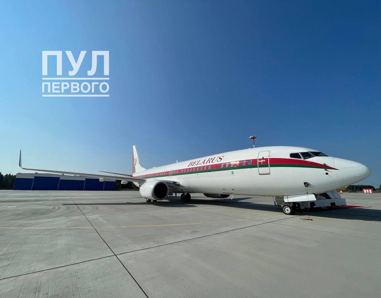 143756508850.12173 Лукашенко вылетел на переговоры с Путиным