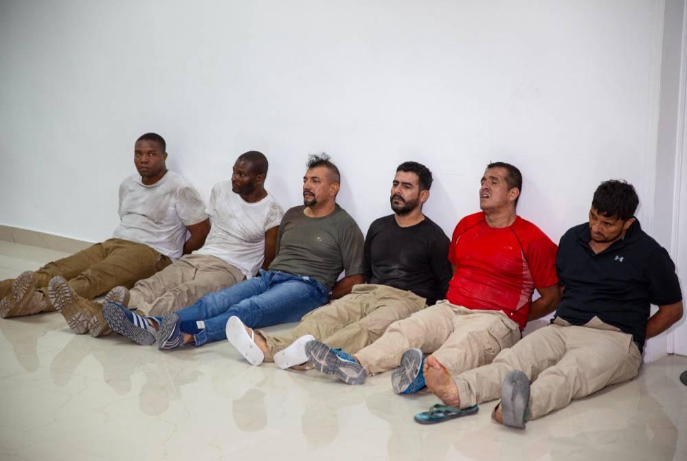 Один из участников убийства президента Гаити оказался связан с силовыми структурами США