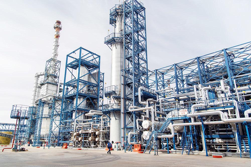 599401766140.5388 В Союзе нефтяников оценили снижение доли нефти и газа в ВВП России