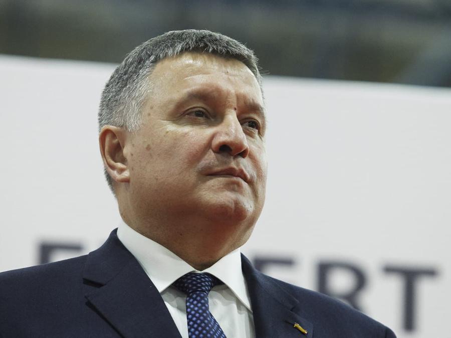 <p>Арсен Аваков. Фото © ТАСС / ZUMA </p>