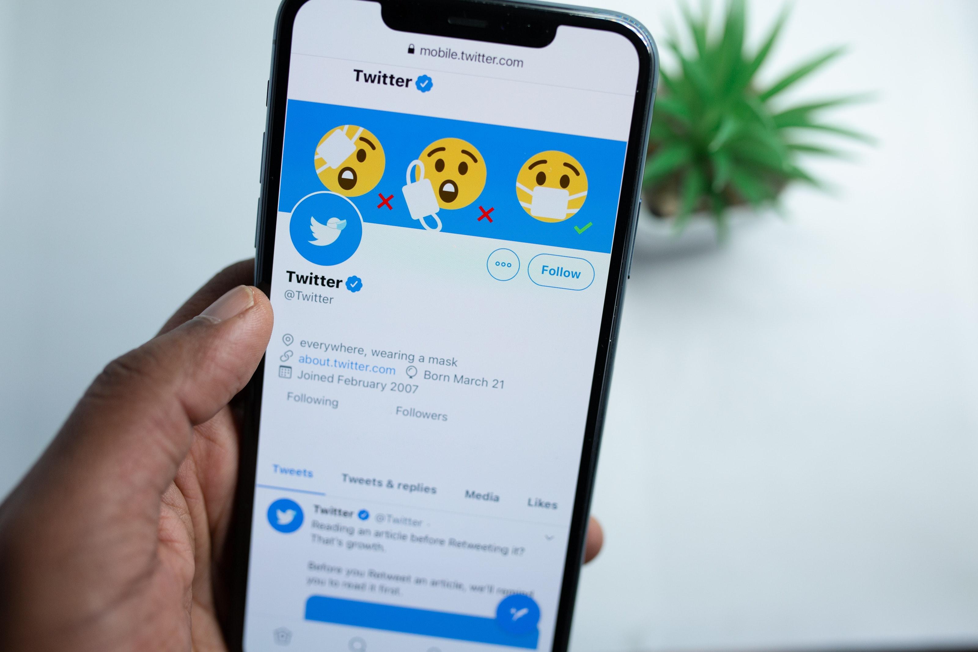 В Twitter заявили об увеличении числа запросов на удаление контента