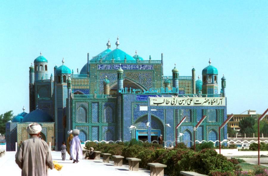 В МИД назвали условие возобновления работы генконсульства РФ в Мазари-Шарифе
