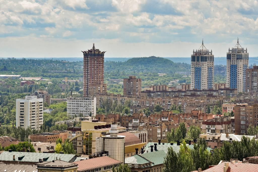 ЕР поможет Донбассу в разработке программы социально-экономического развития