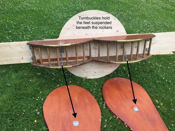 Изобретение Таскера в деталях. Фото © Steven Tasker / SWNS.COM