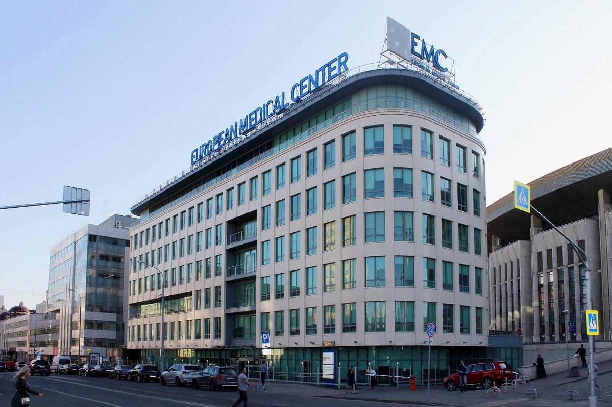 Европейский медицинский центр. Фото © mig-om.ru