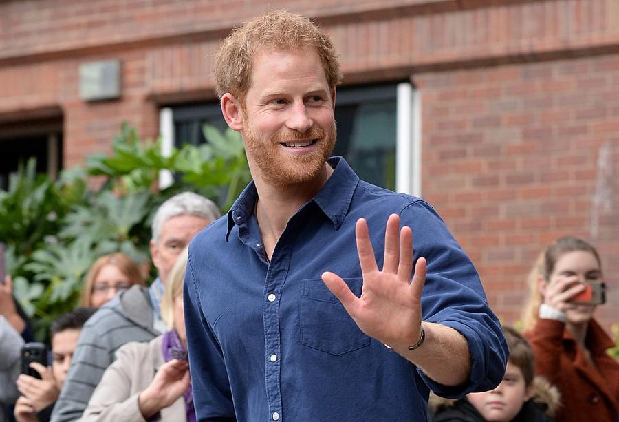 <p>Принц Гарри. Фото © Joe Giddins — WPA Pool / Getty Images</p>