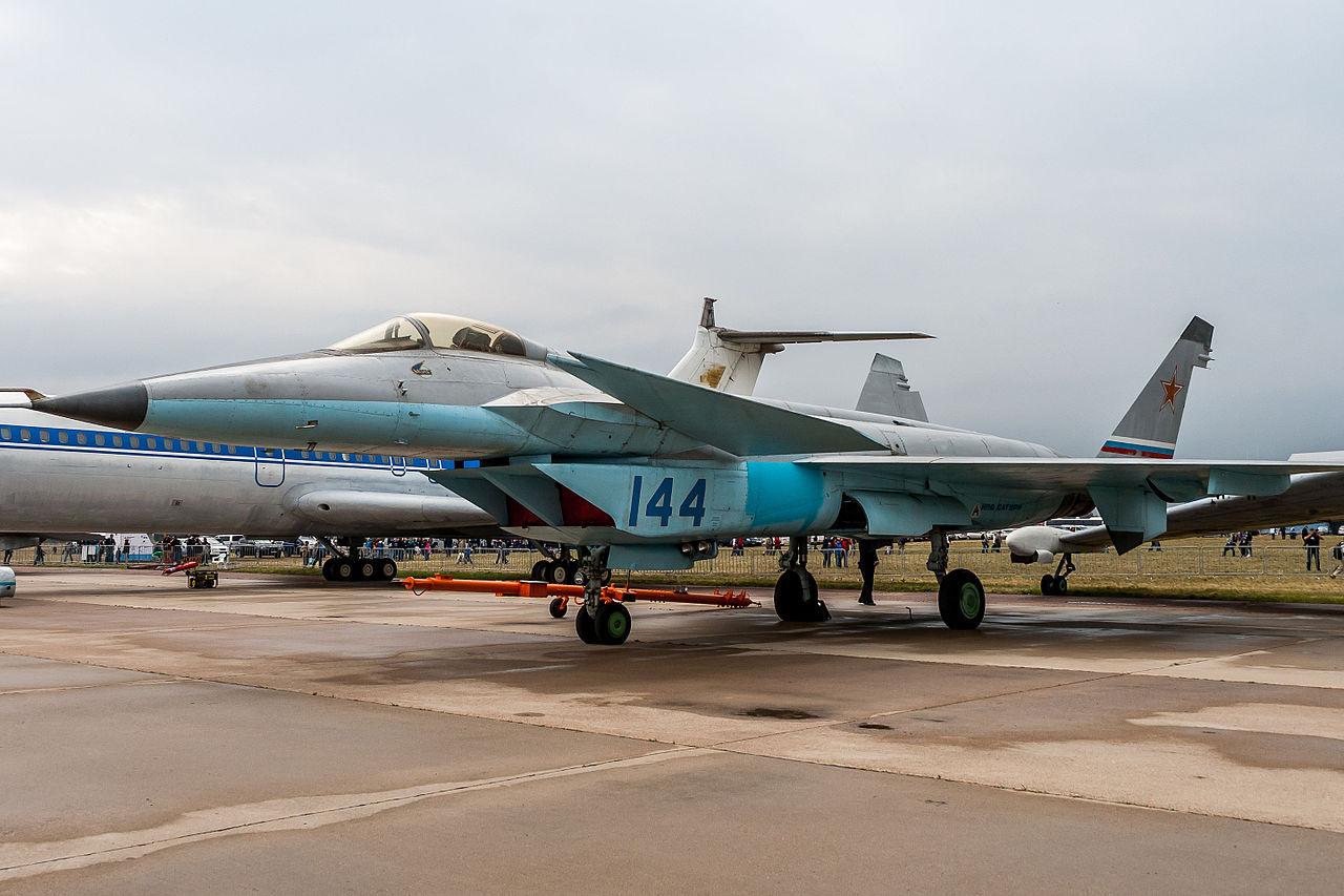 МиГ-1.44. Фото © Wikipedia