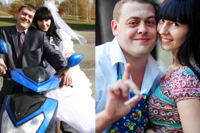 Максим вместе с супругой Ириной. Фото © Kp.ru