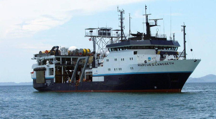 "<p>Фото © <a href=""https://www.usgs.gov/media/images/lamont-doherty-research-vessel-marcus-g-langseth"" target=""_blank"" rel=""noopener noreferrer"">Геологическая служба США</a></p>"