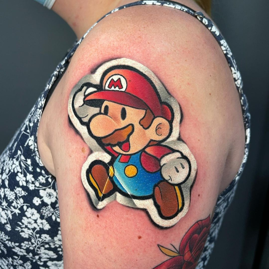 Фото © Instagram / mr.sticker.tattoo