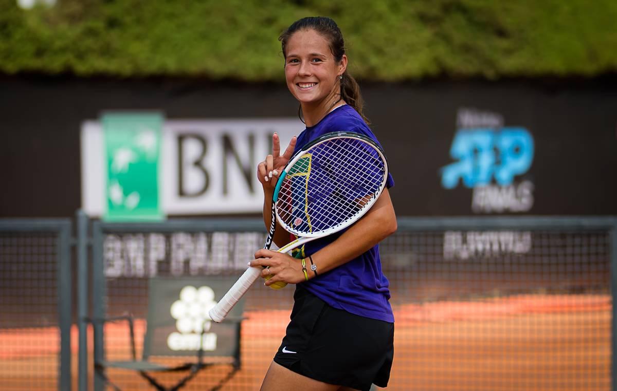 Футболист Алании обматерил российскую теннисистку после её поражения на Уимблдоне