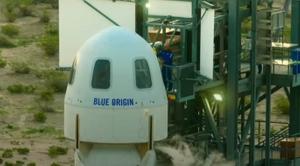 Скриншот © Blue Origin