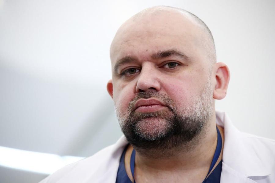 <p>Денис Проценко. Фото © ТАСC / Валерий Шарифулин</p>