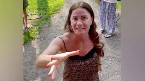 Не устоял на ногах и упал: Жена футбольного арбитра рассказала свою версию конфликта с избиением сына Пьехи