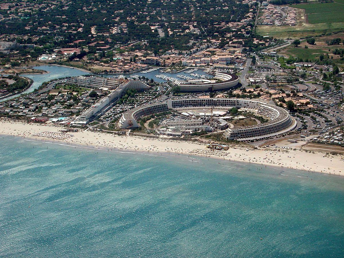 Кап д'Агд, вид сверху. Фото © Wikimedia Commons