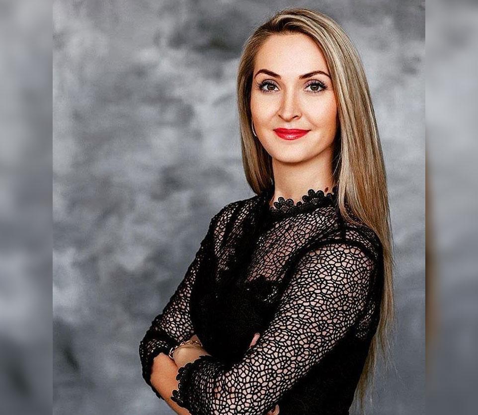 Ирина Сафонова. Фото © instagram / irinasafonova_designer