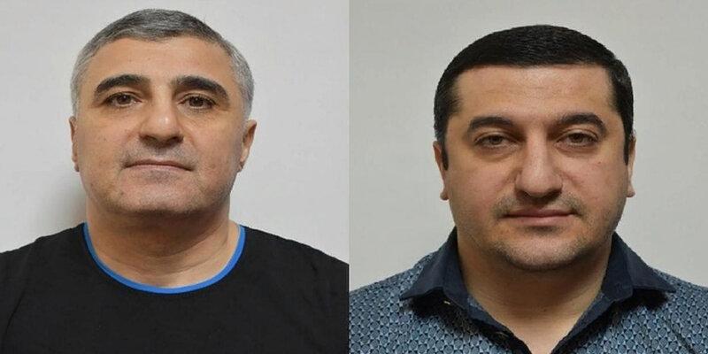 Валерий Стурки и Георгий Иванов. Фото © Пресс-служба ФСБ РФ по Ростовской области