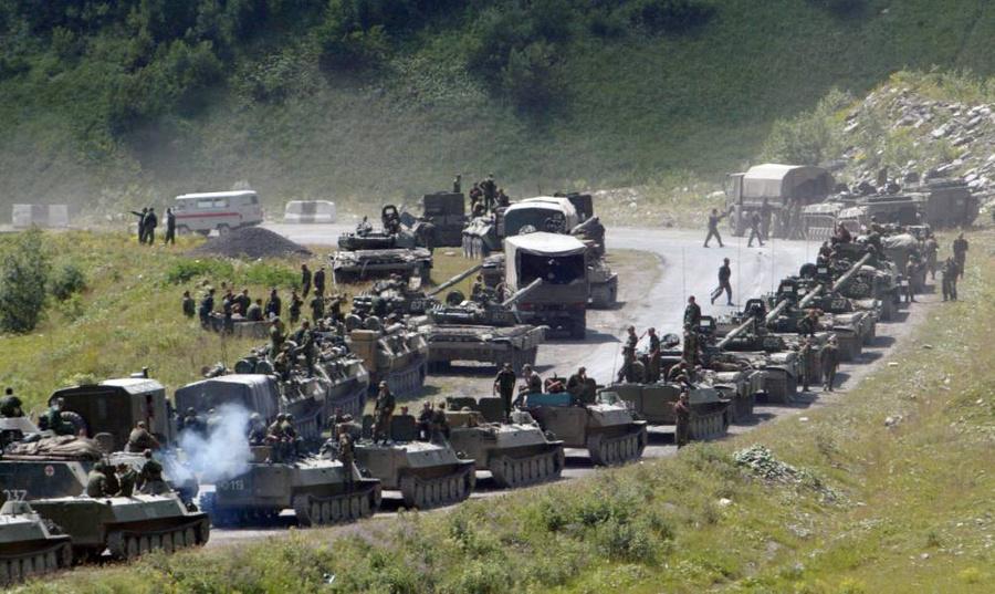 Фото © ТАСС / AP Photo / Musa Sadulayev, File