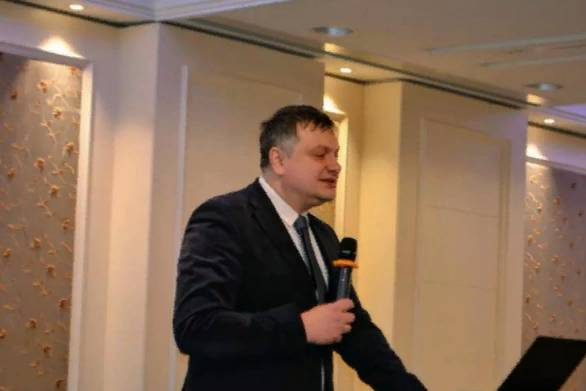 <p>Александр Литвиненко. Фото © niss.gov.ua</p>