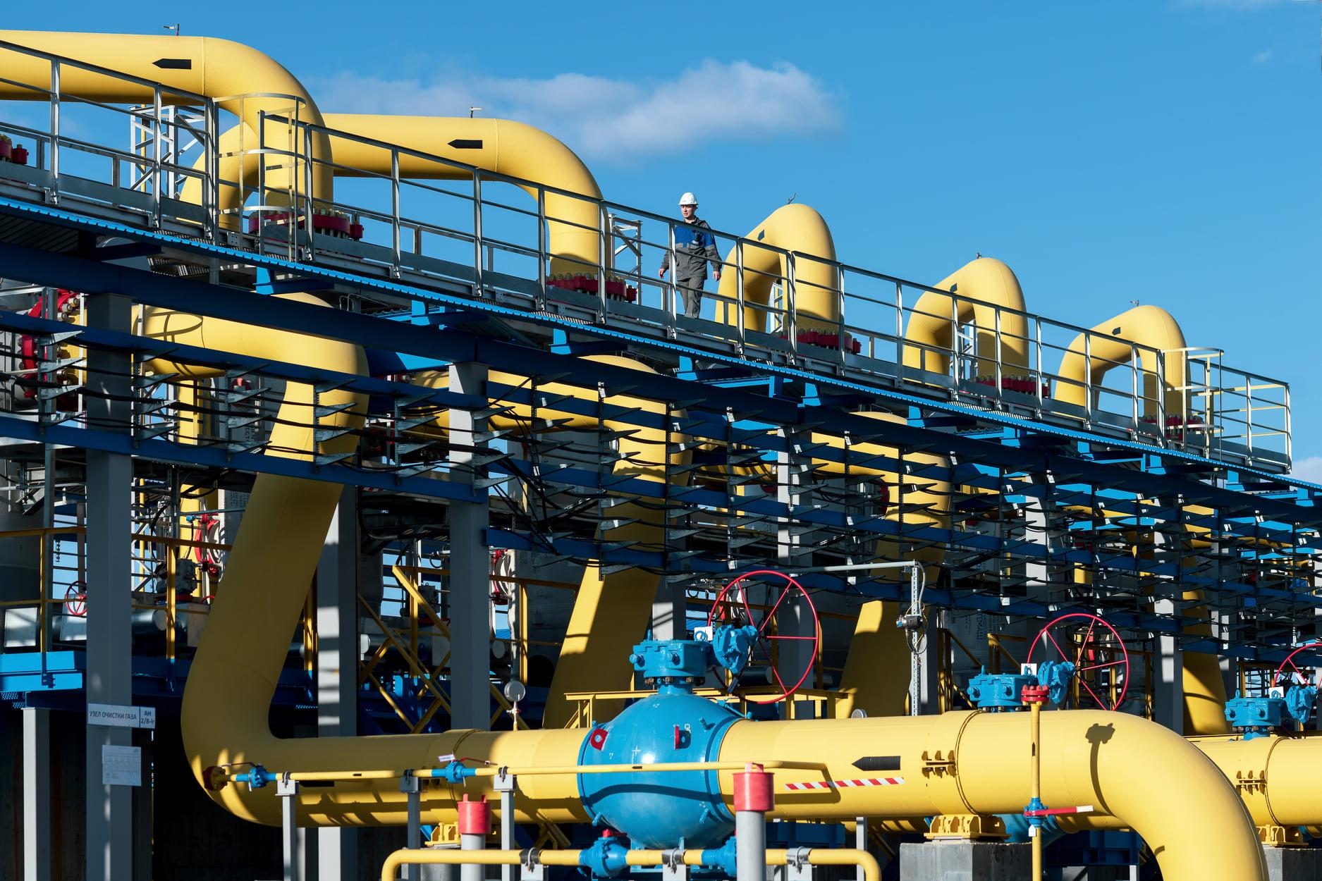 В Нафтогазе категорически отказались от предложения Газпрома о транзите топлива