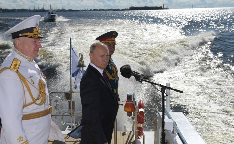 """<p>Владимир Путин. Фото © <a href=""""http://www.kremlin.ru/events/president/transcripts/63753/photos/64275"""" target=""""_blank"""" rel=""""noopener noreferrer"""">Kremlin.ru</a></p>"""