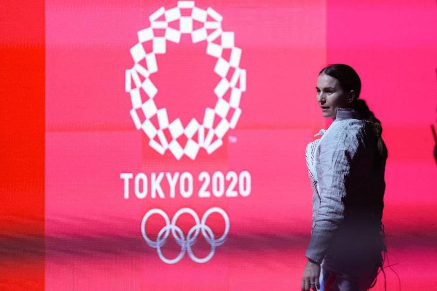 <p>Софья Великая. Фото © Олимпийский комитет России</p>