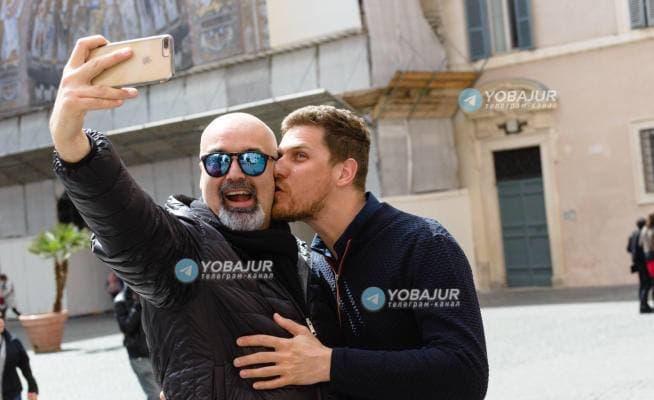 Фото © Telegram/Yobajur