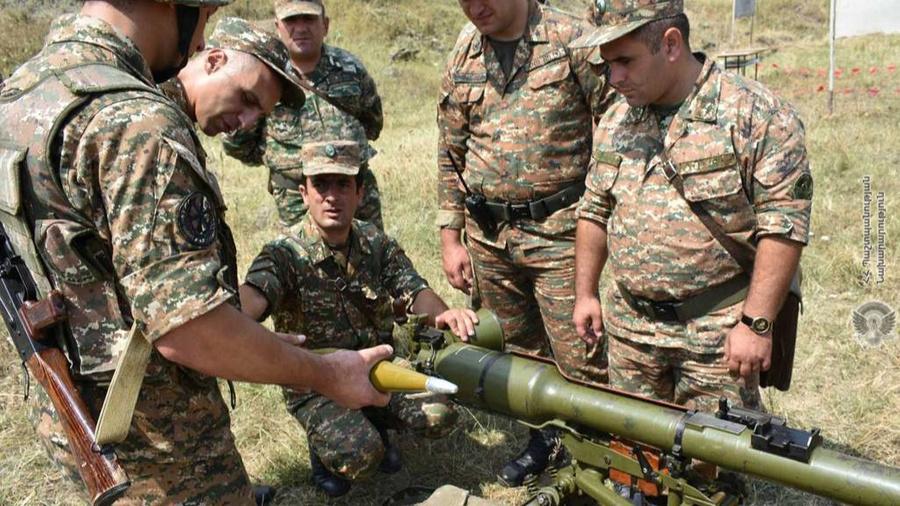 "<p>Фото © <a href=""https://www.mil.am/ru/news/9691"" target=""_blank"" rel=""noopener noreferrer"">Минобороны Армении</a></p>"