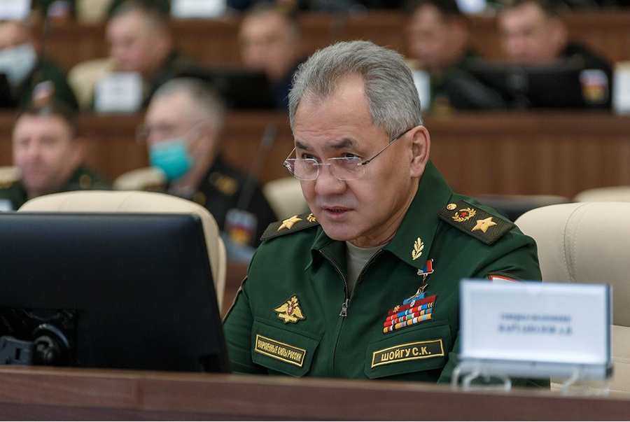 <p>Фото © Министерство обороны РФ</p>