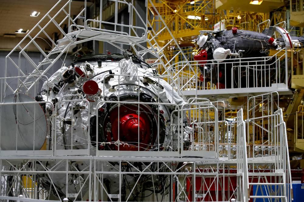 Мы его шариком называем: Рогозин объявил дату запуска модуля Причал на МКС
