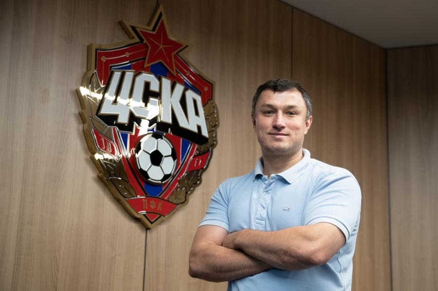 <p>Фото © ПФК ЦСКА</p>