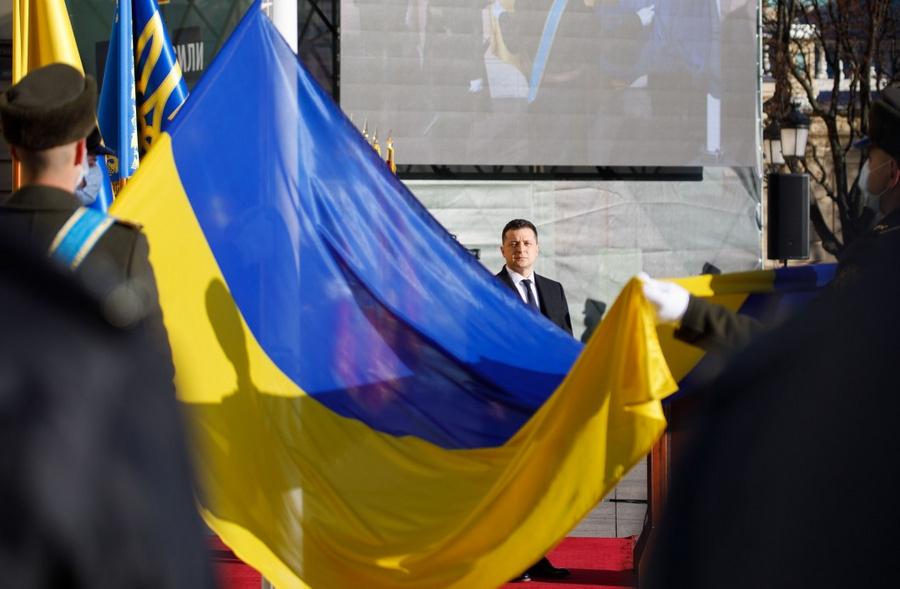 <p>Фото © Сайт президента Украины</p>