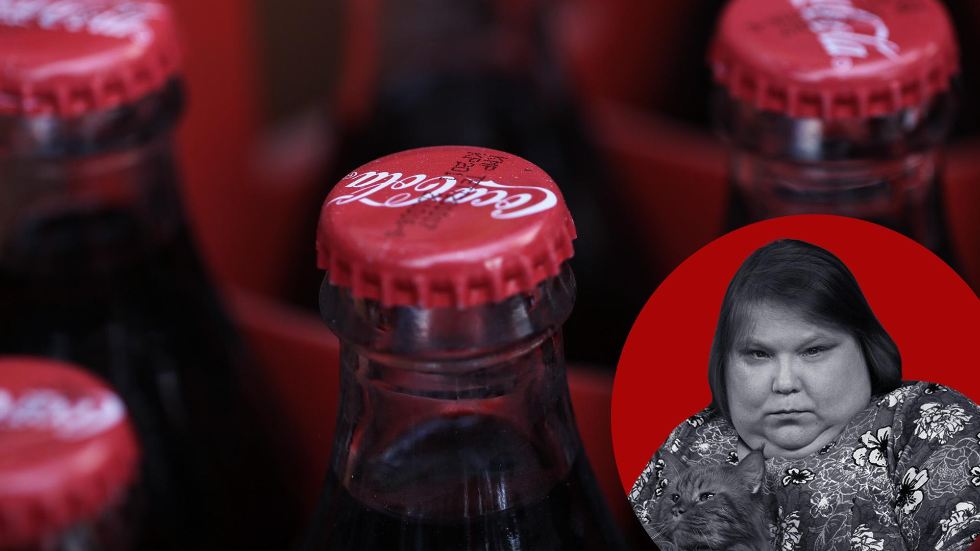 400 млрд  в бюджет!: В России вводят налог на Кока-колу