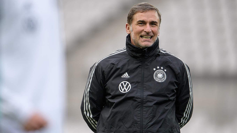 В список кандидатов на смену Черчесову вошёл тренер молодёжной сборной Германии