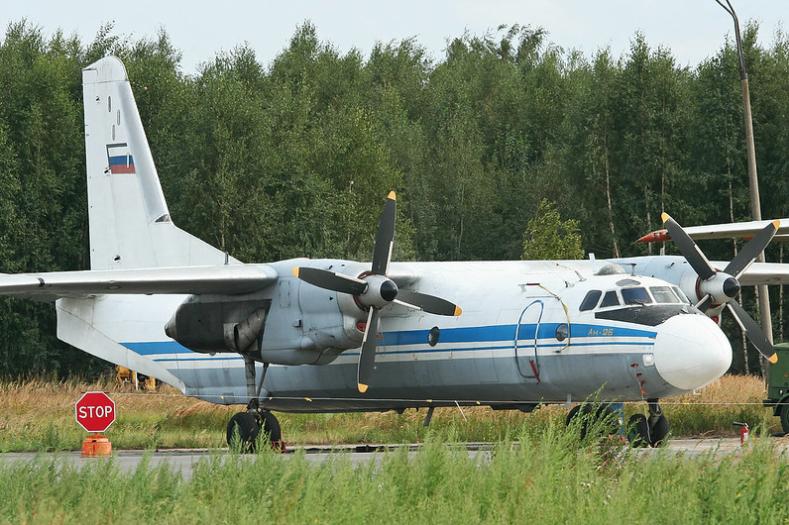 Я вообще один остался: Россиянин потерял при крушении Ан-26 внучку и семилетнюю правнучку