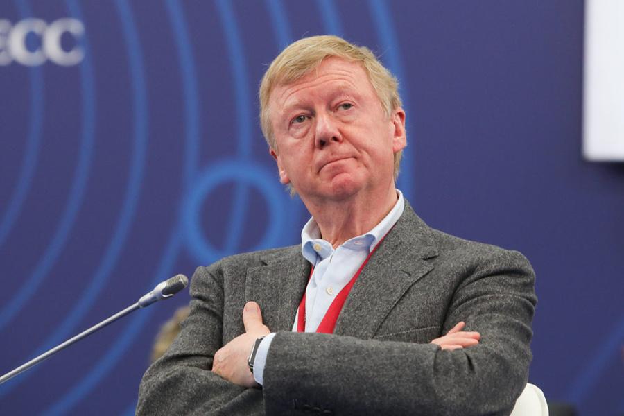 <p>Анатолий Чубайс. Фото © ТАСС / Виатрис Виктория</p>