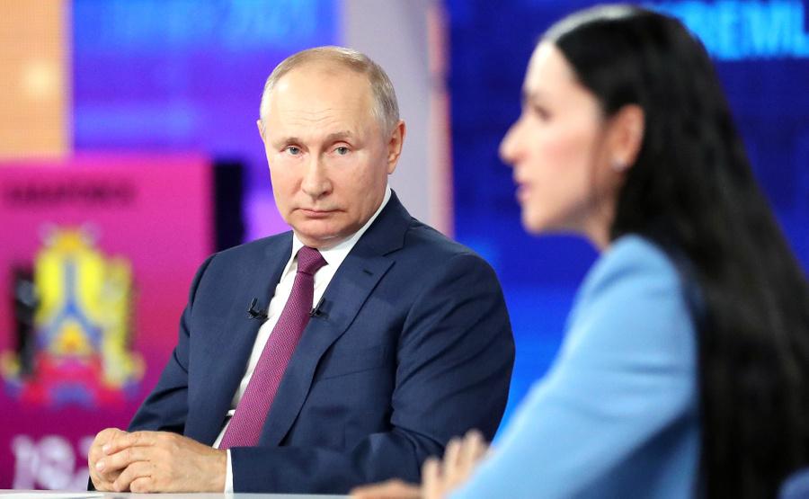 """<p>Владимир Путин. Фото © <a href=""""http://kremlin.ru/events/president/news/65973/photos/66008"""" target=""""_blank"""" rel=""""noopener noreferrer"""">Kremlin.ru</a></p>"""
